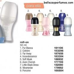Desodorante Roll-on Perfumado para Ella