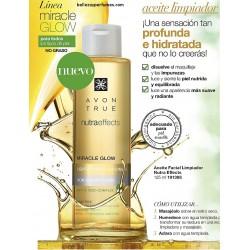 Aceite Facial Limpiador Nutra Effects