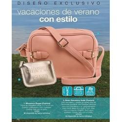Conjunto Monedero+Bolso