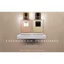 Promoción Perfumes Larome