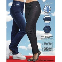 Jeans Slim Fit Jeanetic