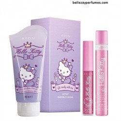 Estuche Hello Kitty get ready with me