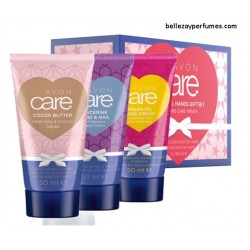 Estuche Cremas de manos Avon Care beautiful Hands