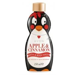 Espuma de baño Manzana y canela Mrs Penguin