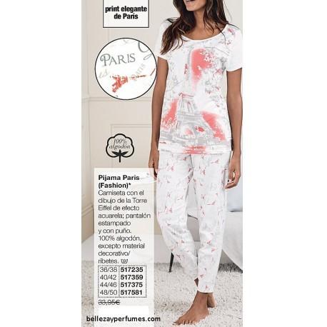 Pijama Paris Fashion