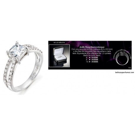 Anillo Rene Diamondesque