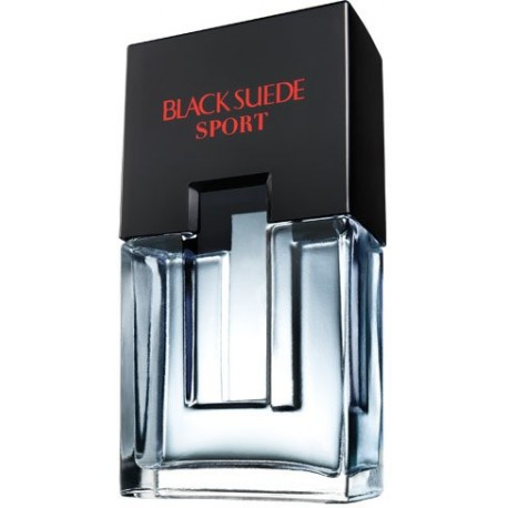 Black Suede Sport Eau de Toilette en spray Avon