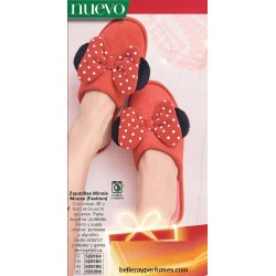 Zapatillas Minnie Mouse