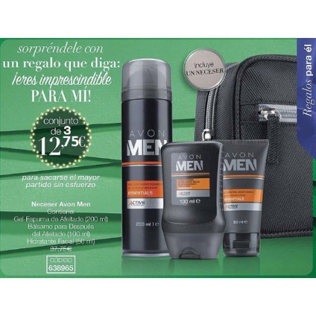 Neceser Avon Men