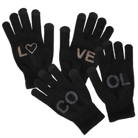 Guantes Novelty Slogan