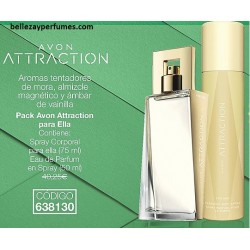 Avon Attraction para Ella Lote ahorro