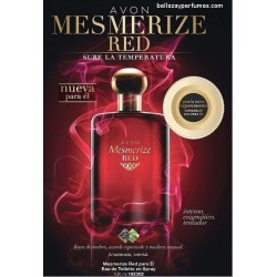 Mesmerize Red para Él Eau de toilette en spray