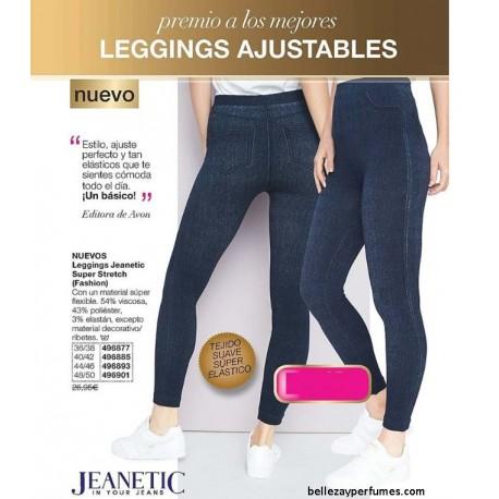 Leggings Jeanetic Super Stretch