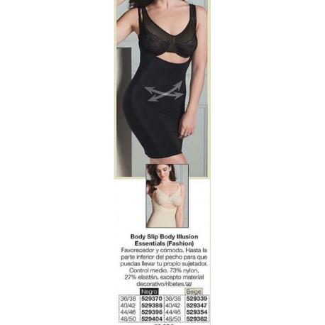 Body Slip Body Illusion Essentials