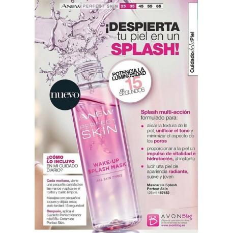 Mascarilla Splash Perfect Skin