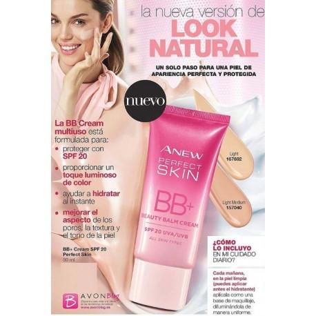 BB+ Cream SPF 20 Perfect Skin