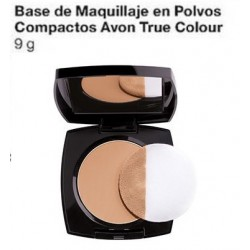 Base de maquillaje en polvos compactos True colour