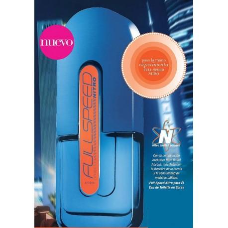 Full Speed Nitro Eau de Toilette en spray