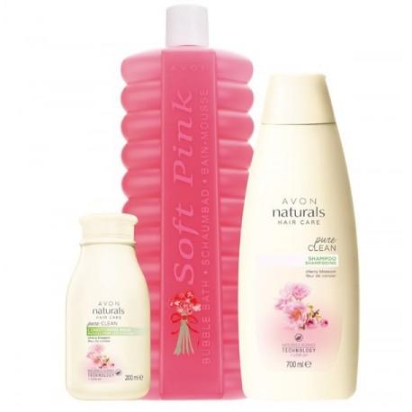 Pack Rosa Naturals