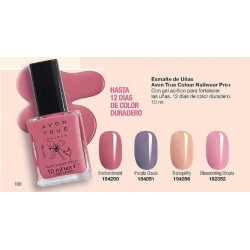 Esmalte de Uñas True colour Nailwear Pro+