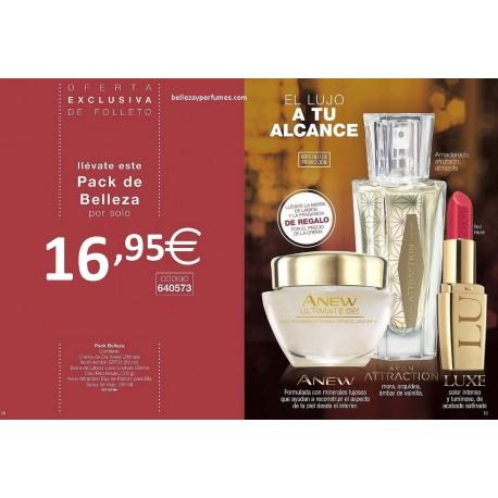 Pack Belleza Luxe