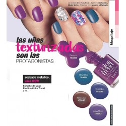 Esmalte de Uñas Fashion Color Trend metal
