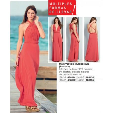 Maxi Vestido Multipostura