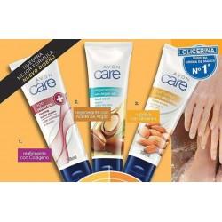 Crema de manos, uñas y cutículas Avon Care