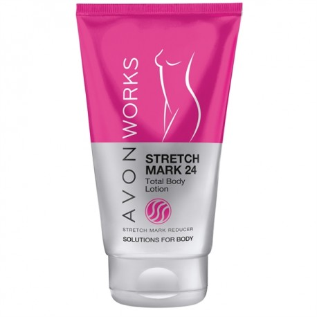 Loción Corporal Anti-Estrías Stretch Mark 24 Total Body