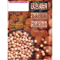 Perlas Efecto bronceado Avon True Colour