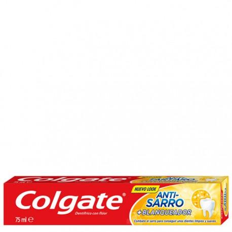 Antisarro + Blanqueador 75ml Dentífrico