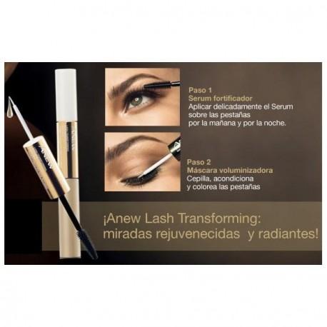 Máscara de pestañas Anew Lash Transforming Avon