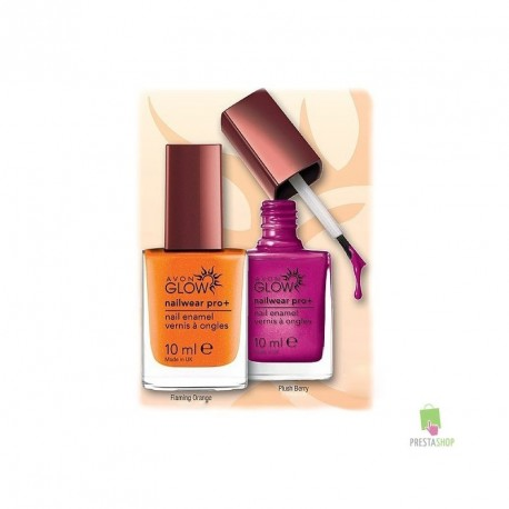 Esmalte de uñas Avon Glow Indian summer