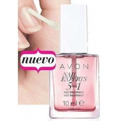 Cuidado para uñas 5 en 1 Avon true colour