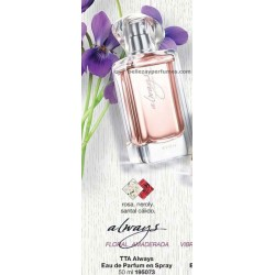 TTA Always Eau de Parfum en spray