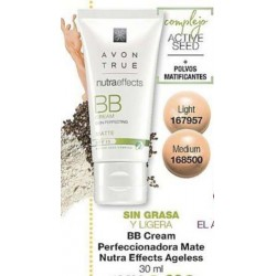 BB Cream Perfeccionadora SPF 15 Mate Nutra Effects