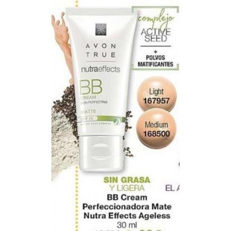 BB Cream Perfeccionadora SPF 15 Mate Nutra Effects