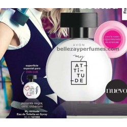 My Attitude Eau de Toilette en Spray