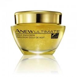 Emulsión de oro noche 7S Ultimate Anew Avon