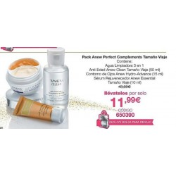 Pack Anew Perfect Complements Tamaño Viaje