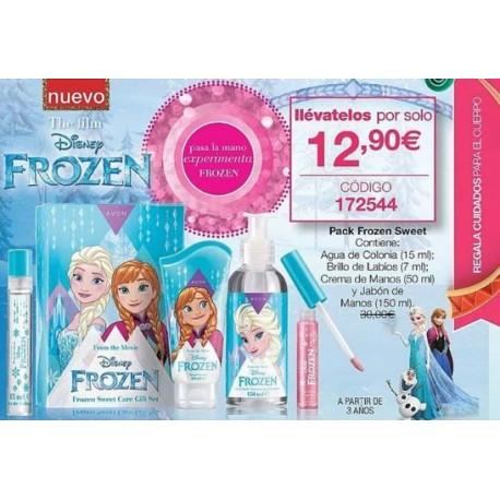 Pack Frozen Sweet