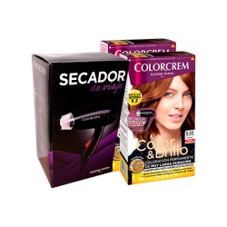 ColorCrem Tinte Pack2 + REGALO Secador