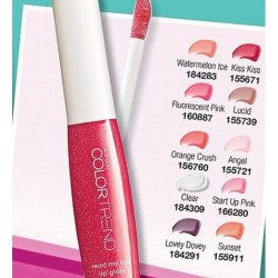 Brillo de Labios Read My Lips Avon Color Trend