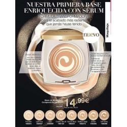 Base de Maquillaje Compacta Anew Swirl