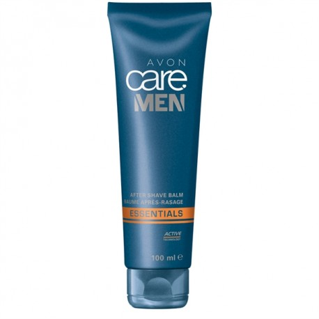Bálsamo After Shave Avon Care Men Essentials