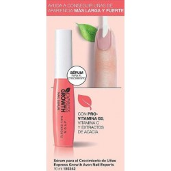 Sérum para el Crecimiento de Uñas Express Growth Avon Nail Experts