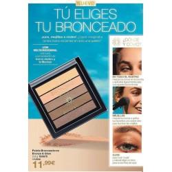 Paleta Bronceadora Bronze & Glow