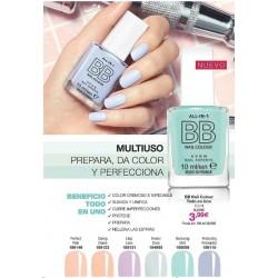 BB Nail Colour Todo en Uno
