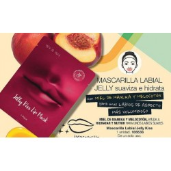 Mascarilla Labial Jelly Kiss