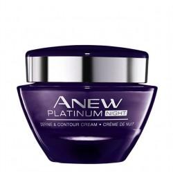Crema de Noche Platinum 60+ Avon Anew
